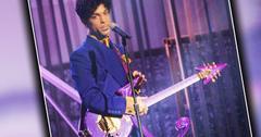 Prince Dead -- Singer Signed Up For Drug Rehab Before Death