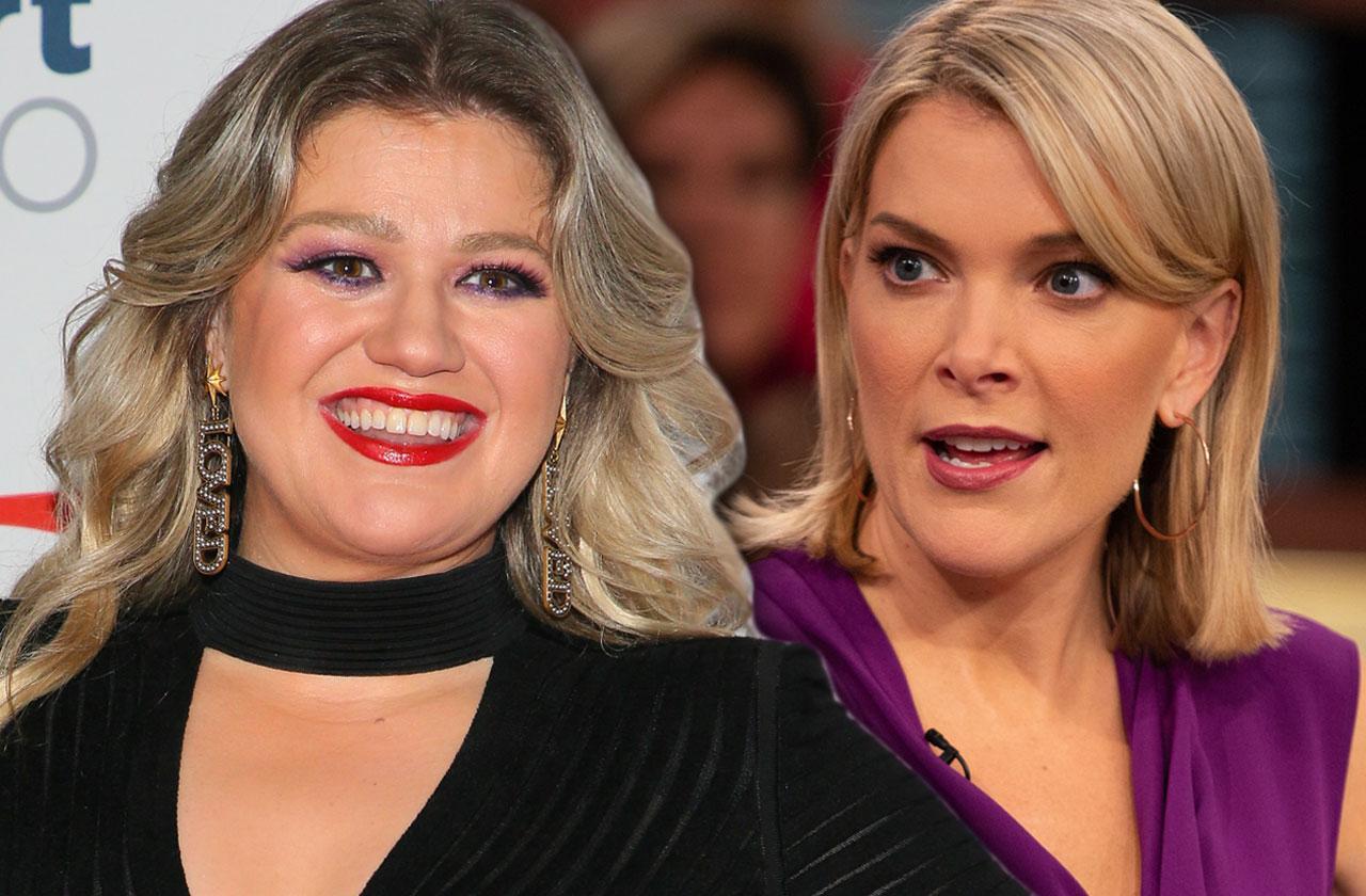 Kelly Clarkson Replace Megyn Kelly Today Blackface Scandal