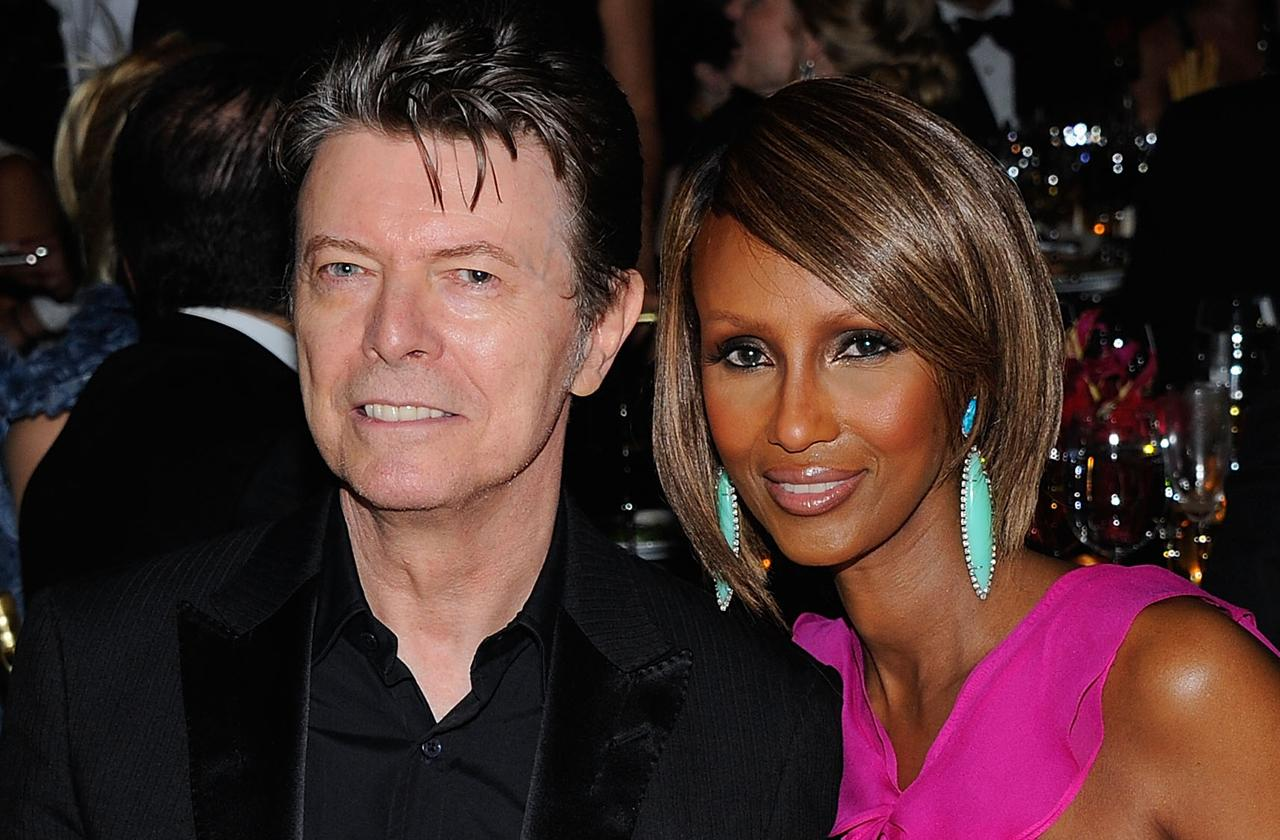 Iman Will Not Marry Again After David Bowie Death