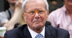 //tom brokaw accused unwanted sexual advances harassment nbc staffer PP