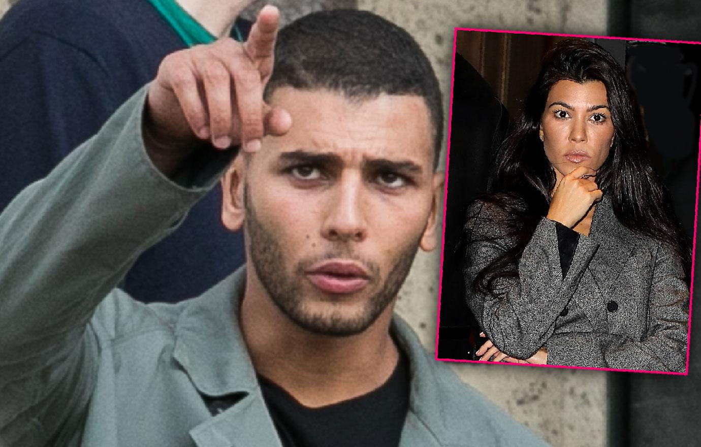 Kourtney Ex Younes Bendjima Served With Lawsuit Over Alleged Assault