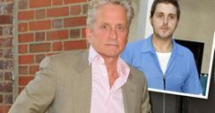 //michael douglas son cameron released from prison pp