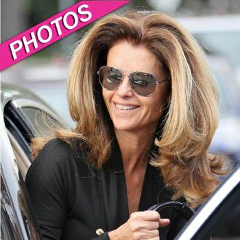 //maria shriver big hair wenn