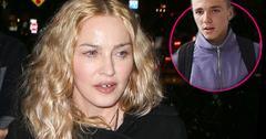 Madonna Rocco Ritchie Son Booze
