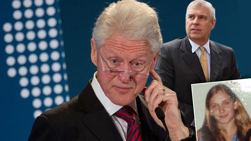 Bill Clinton Sex Scandal Prince Andrew