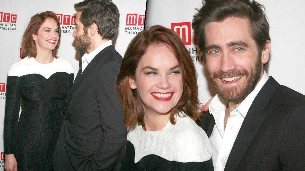 Ruth Wilson​ & Jake Gyllenhaal Dating