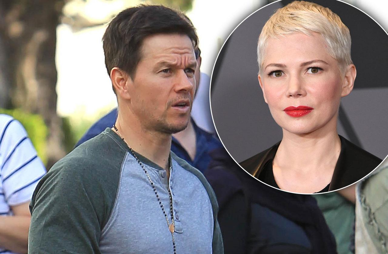 //Michelle Williams Mark Wahlberg Pay Gap pp