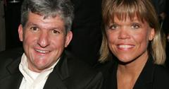 Amy Roloff Poses With Ex Matt At Goodbye Party For LPBW Crew Member