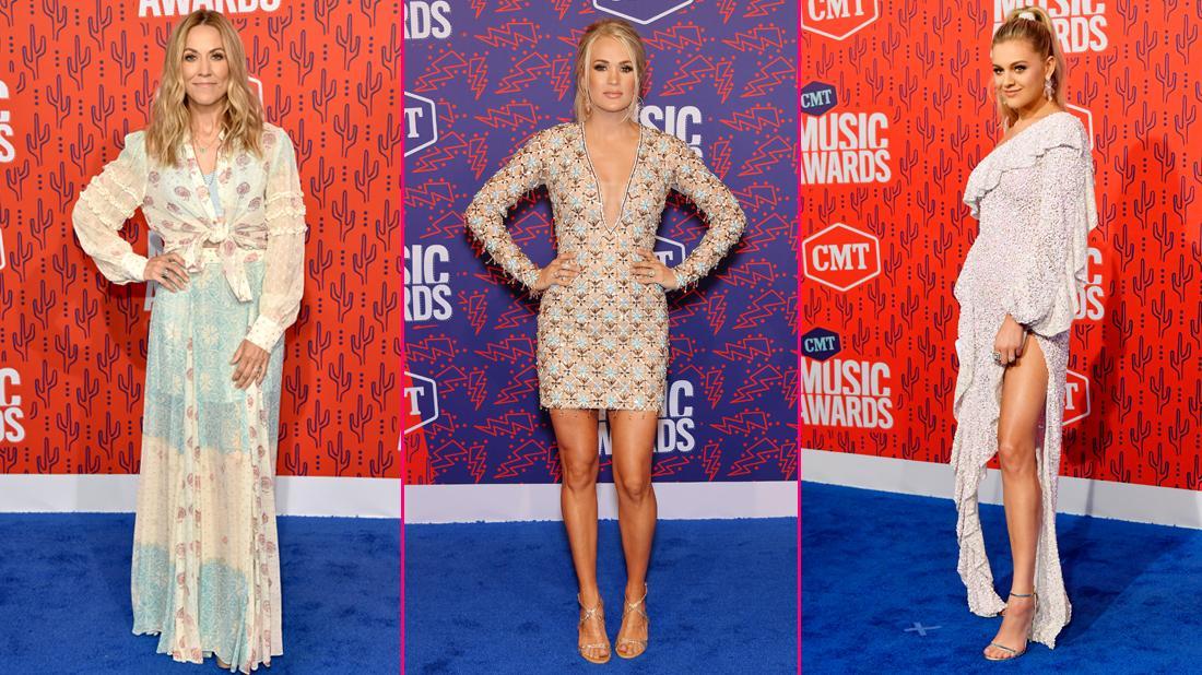 2019 CMT Music Awards Arrivals