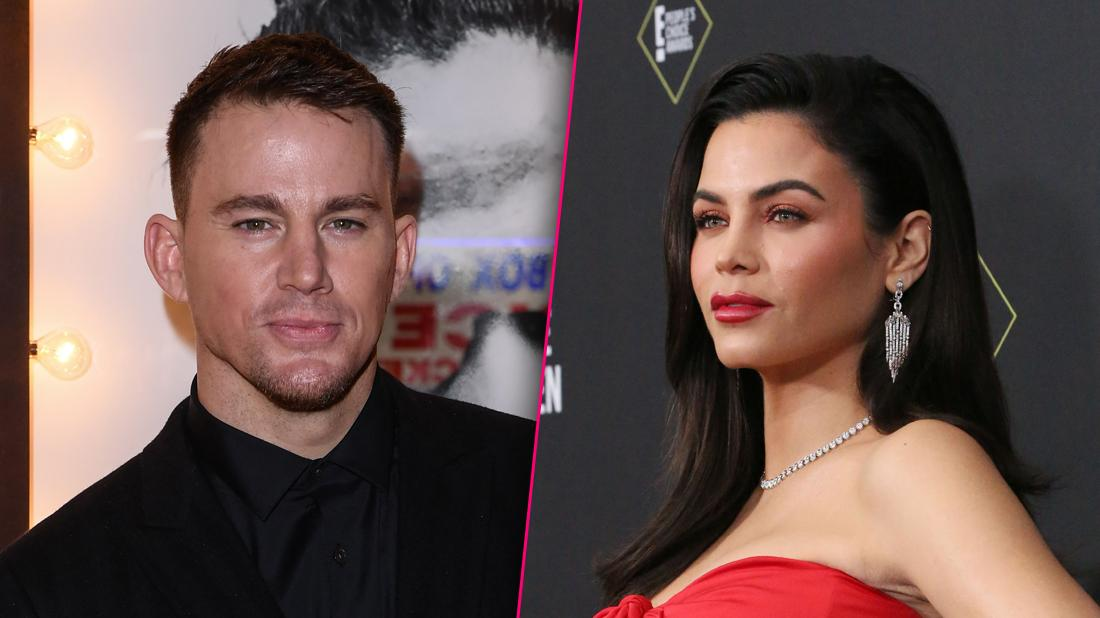 Jenna Dewan and Channning Tatum Finalize Divorce