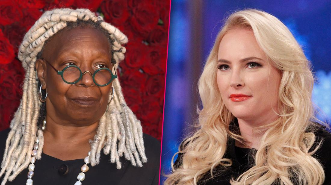 Meghan McCain's 'Toxic' Behavior On 'The View' Exposed