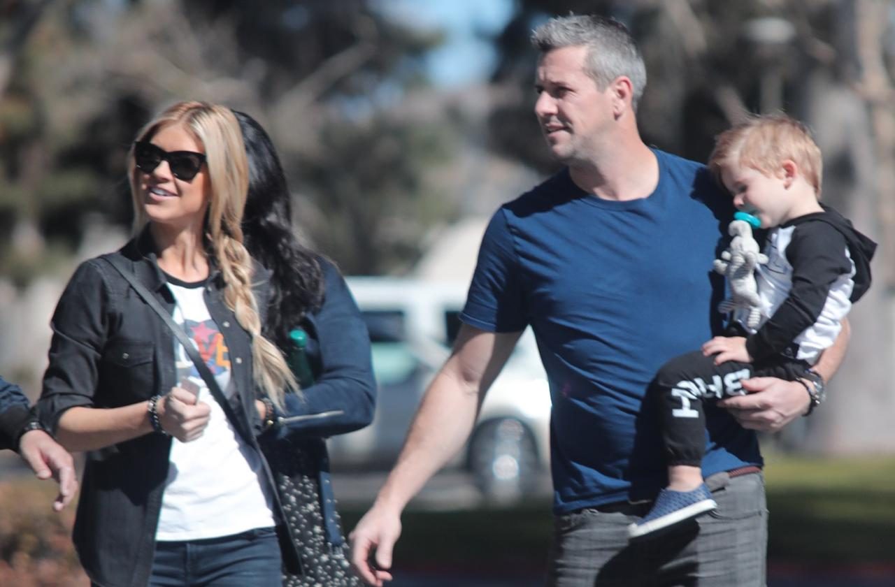 Christina El Moussa In Trial Marriage With Boyfriend Ant Anstead