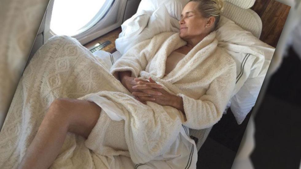 Yolanda Foster Removes Breast Implants
