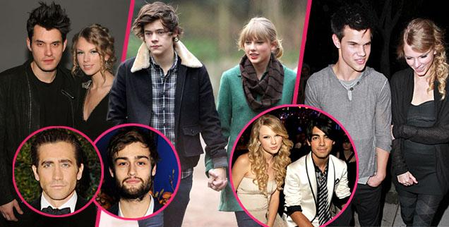 //taylor swift relationship secrets scandals