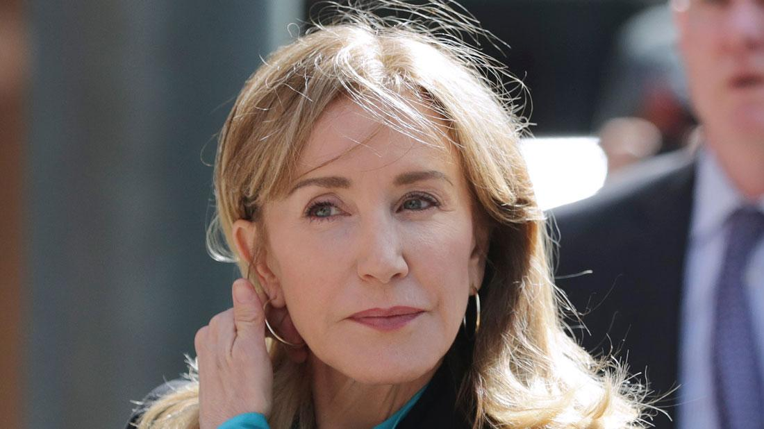 Felicity Huffman Released From Prison Early After College Scandal