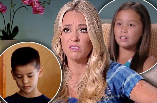 Kate Gosselin Collin Hannah Family Problems