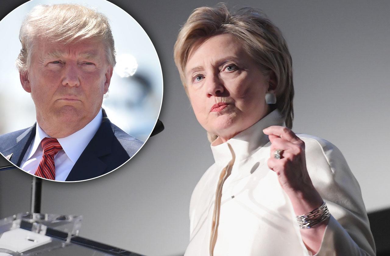 Hillary Clinton New Book Donald Trump