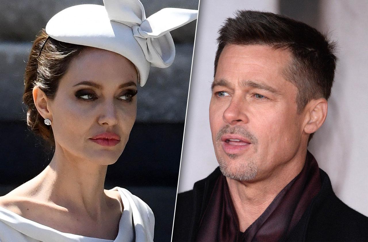 //angelina jolie brad pitt divorce custody fight pp