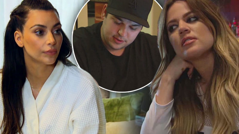//kim kardashian khloe kardashian kuwtk recap