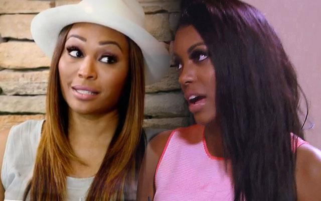 The Real Housewives Of Atlanta' Boat Fight