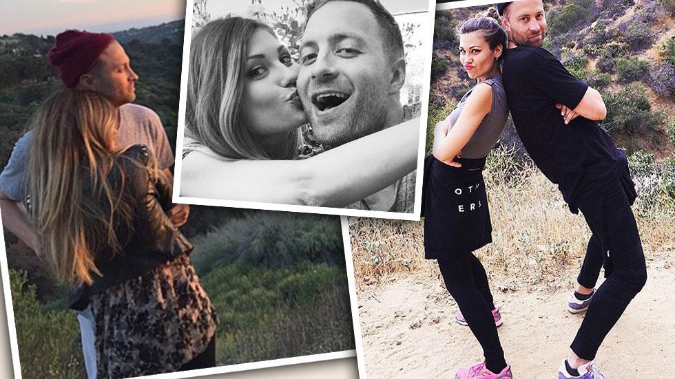 Britt Nilsson Brady Toops Dating