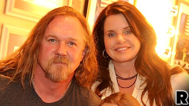 Trace Adkins Divorce