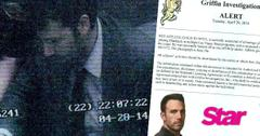 //ben affleck securty camera footage caught card counting  wide