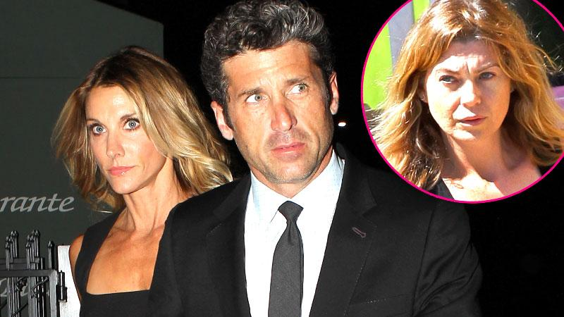 Jillian Fink & Patrick Dempsey Divorce – Ellen Pompeo Got Dempsey Fired For Staff Member Affair