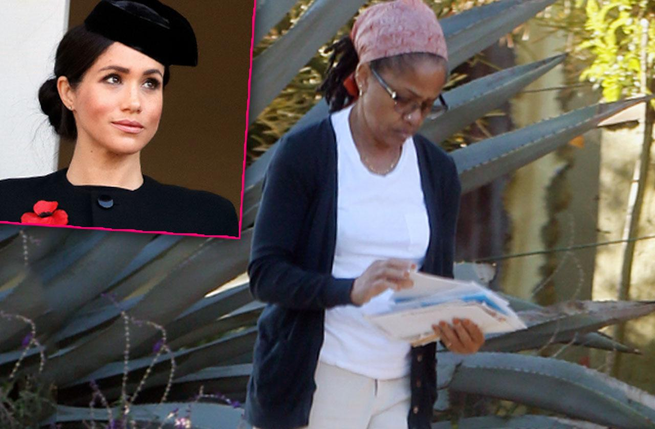Doria Ragland, Meghan Markle's Mom, Spends Lonely Christmas Holiday Away From Royal Family