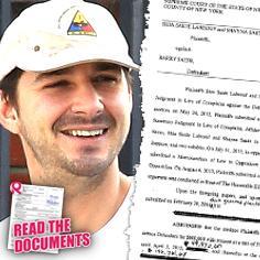 //shia labeouf judge orders uncle  million lawsuit sq