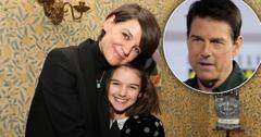 Katie Holmes Talks About Raising Daughter Suri On Her Own