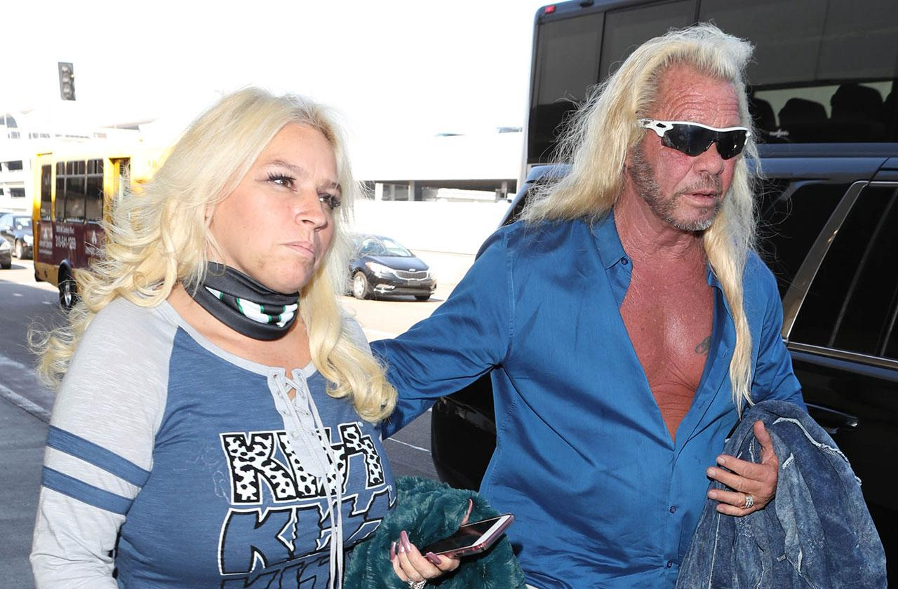 Dog The Bounty Hunter Wife Second Surgery Cancer