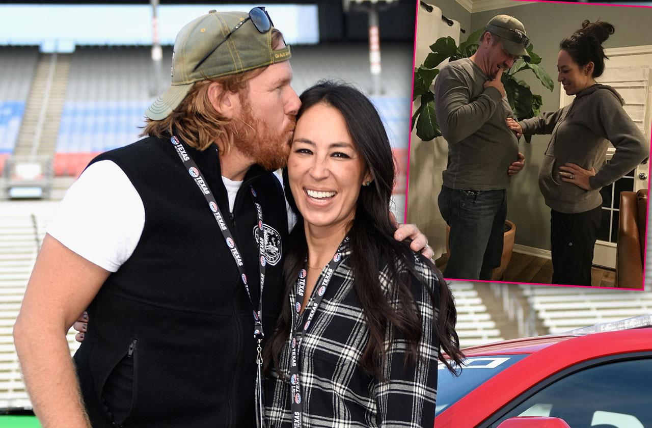//Chip Joanna Gaines Pregnant Baby  pp