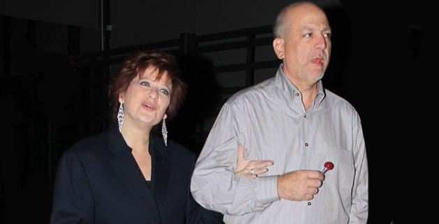 Caroline Manzo of Real Housewives of New Jersey and husband Albert