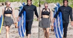 Diane Kruger Norman Reedus Surf Costa Rica