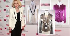 //joan rivers jackets auction pp