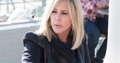 RHOC Star Vicki Gunvalson A Nightmare On Set Amid Demotion Talk