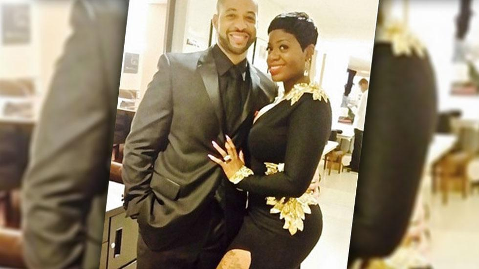 Fantasia Barrino Kendall Taylor Married
