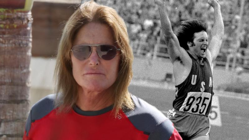 Bruce Jenner Track Coach Supports His Transformation