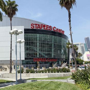 //staples center