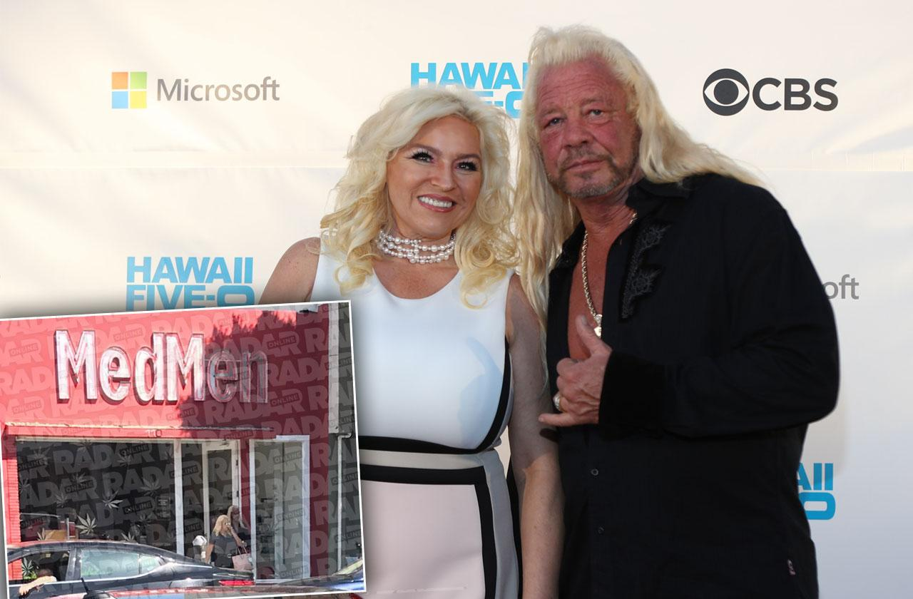 Duane Chapman Dog Bounty Hunter Medical Marijuana Dispensary