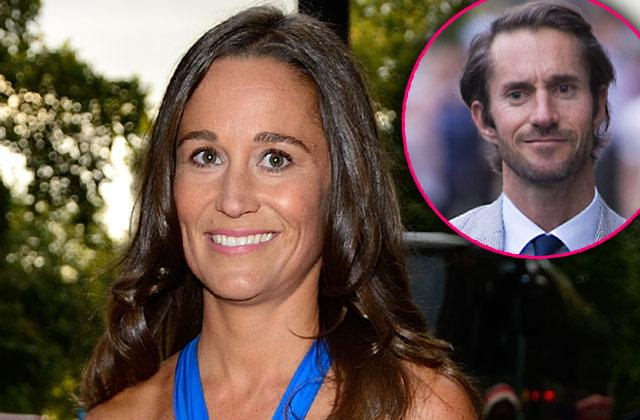 Kate Middle Pippa Middle Engaged