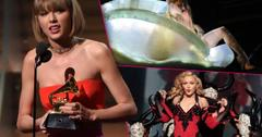 From Kanye To Madonna: Grammy Awards All-Time Most Shocking Moments