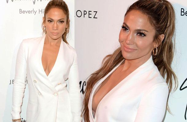 //jennifer lopez boobs cleavage drake dating rumors  pp