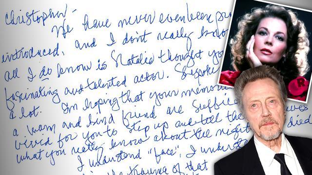 Lana Turner Letter