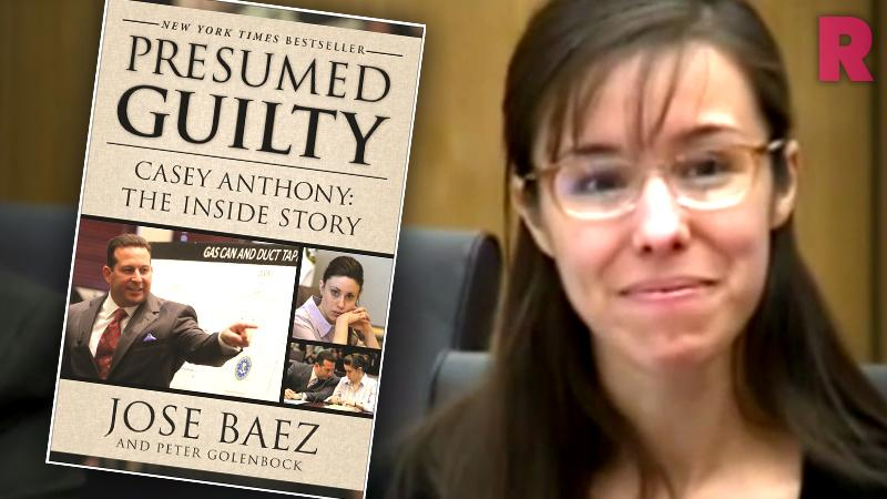 //jodi arias reading presumed guilty casey anthony jose baez book jail pp