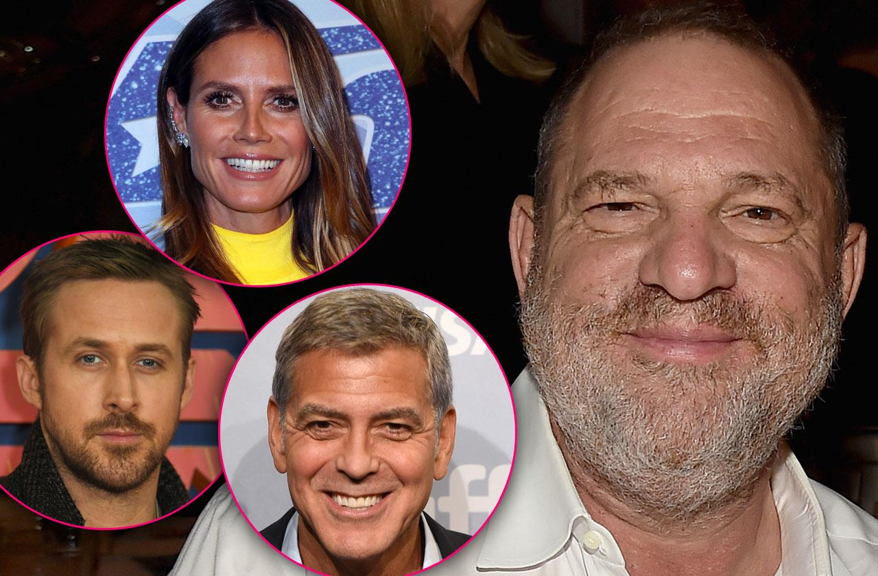 Hollywood Backs Harvey Weinstein In Aids Charity Scandal