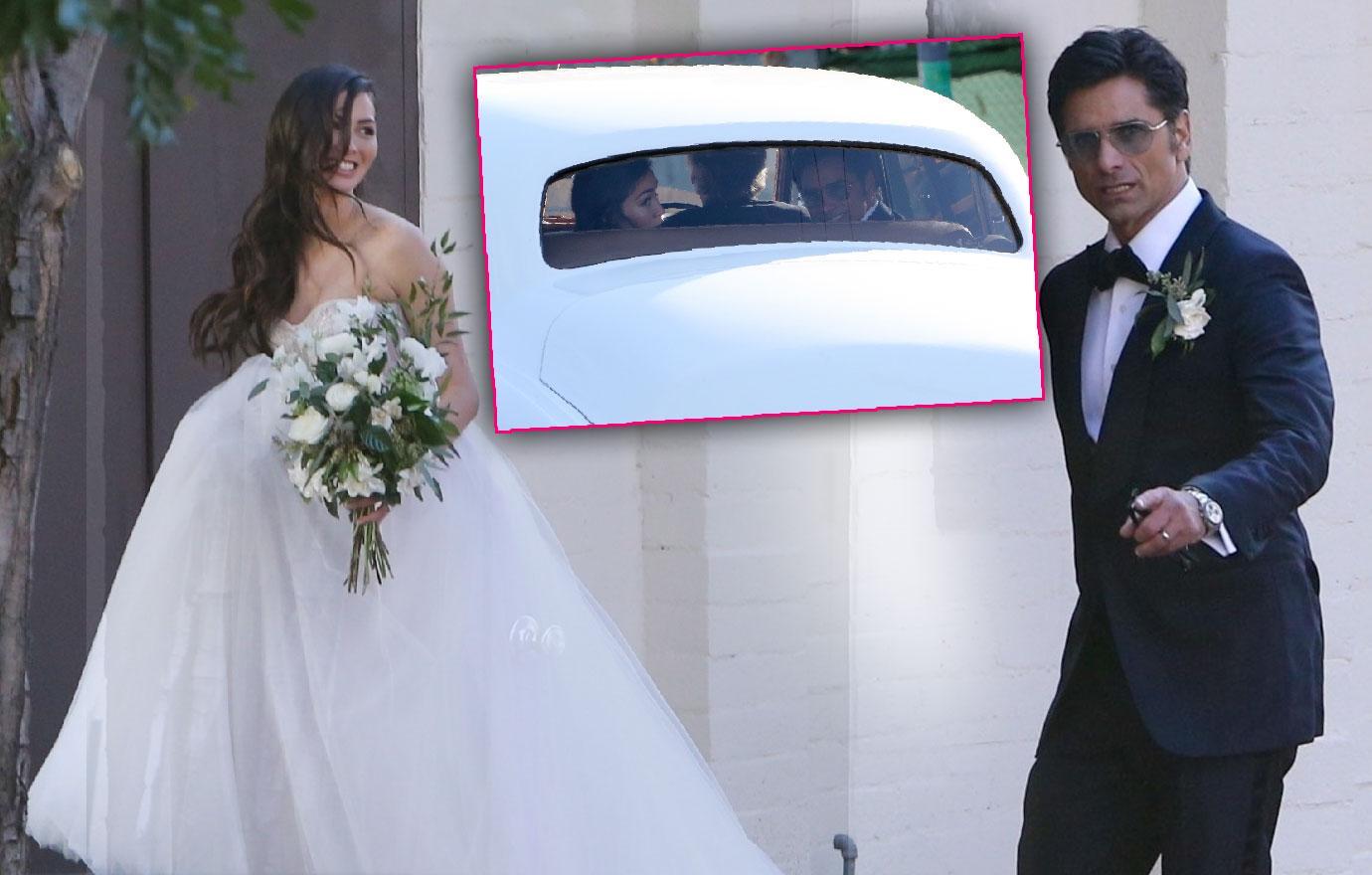 John Stamos Wedding Gallery