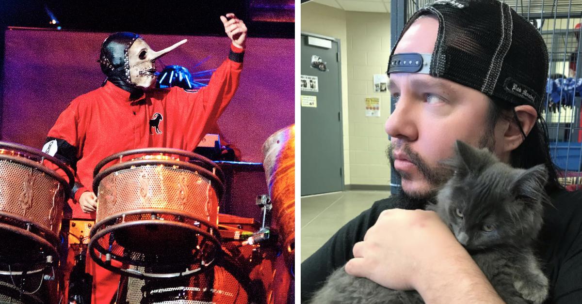slipknot drummer joey dead pp