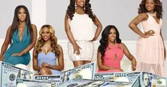 kandi burruss kenya moore phaedra parks rhoa salary revealed season 9
